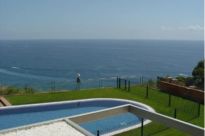 Bild von Exclusive villa in urbanization near Tossa de Mar, Costa Brava