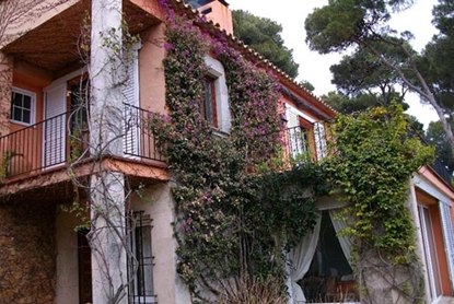 Bild von Villa Fucsia for rent. S'Agaro. Costa Brava. Spain