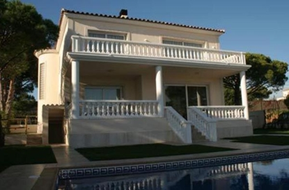 Bild von Villa Hermitage for rent, S'Agaró, Costa Brava, Spain