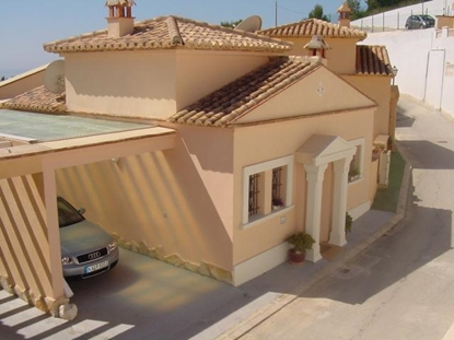 Picture of Villa in Calpe - Urb. Colina del sol
