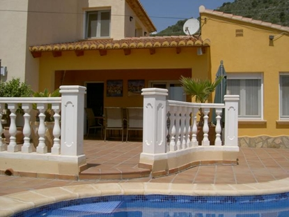 Picture of Villa in Calpe - Urbanization Canuta de Ifach