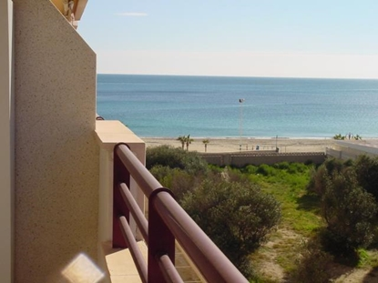 Bild von Apartments in Topacio III, First line beach, Calpe
