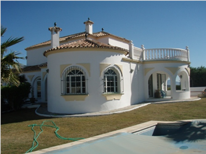 Picture of Villa Tintin, Estepona, Malaga, Costa del Sol, Spain