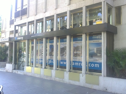 Bild von Office in the street Diagonal, Barcelona